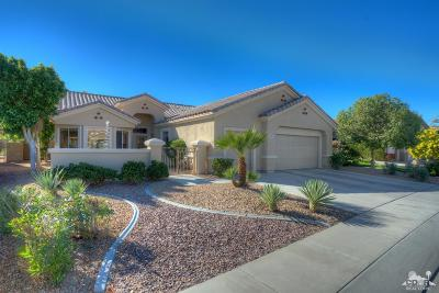 Palm Desert Single Family Home Sold: 78617 Cimmaron Canyon