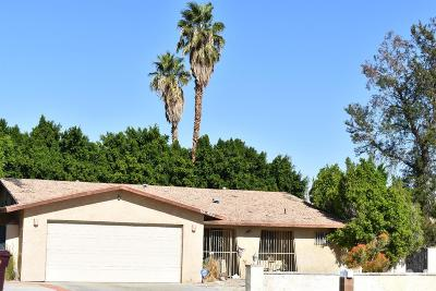 Cathedral City Single Family Home For Sale: 68492 McCallum Way