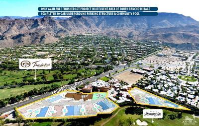Rancho Mirage Residential Lots & Land For Sale: Country Club Drive