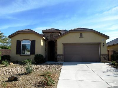 Indio Single Family Home For Sale: 42826 Portezza Court