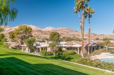 Palm Desert Condo/Townhouse Sold: 72326 Sommerset Drive