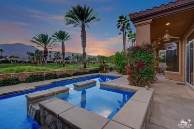 La Quinta CA Single Family Home For Sale: $854,000