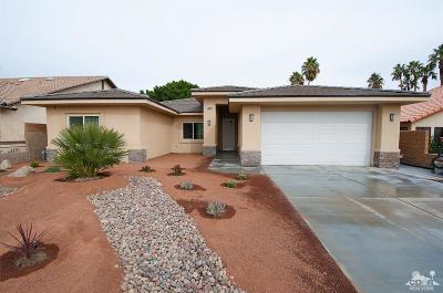 Cathedral City Single Family Home For Sale: 68190 Perlita Road