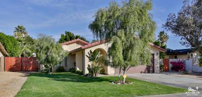Cathedral City Single Family Home Contingent: 68120 Risueno Road