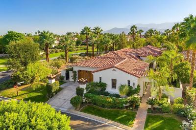 La Quinta Single Family Home Contingent: 80355 Via Pontito
