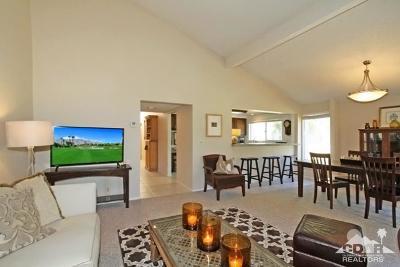 Palm Desert, La Quinta, Inidan Wells, Indio, Bermuda Dunes, Rancho Mirage Condo/Townhouse For Sale: 35054 Mission Hills Drive