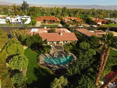 Rancho Mirage Single Family Home For Sale: 71155 North Thunderbird Terrace