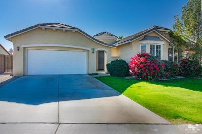Indio Single Family Home For Sale: 79941 Docklands Avenue