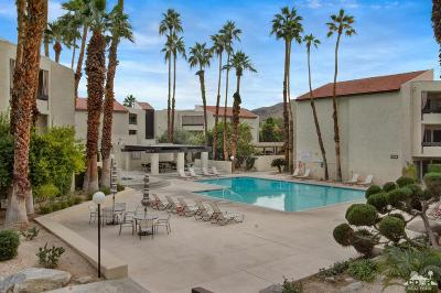Palm Springs Condo/Townhouse For Sale: 1500 South Camino Real #204A