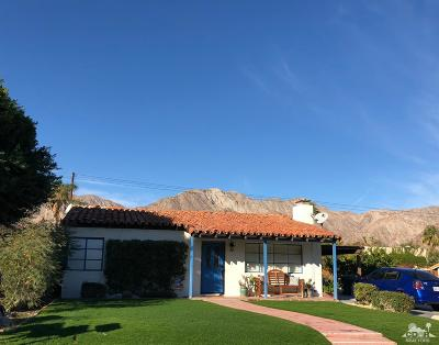 La Quinta Single Family Home For Sale: 53855 Avenida Mendoza