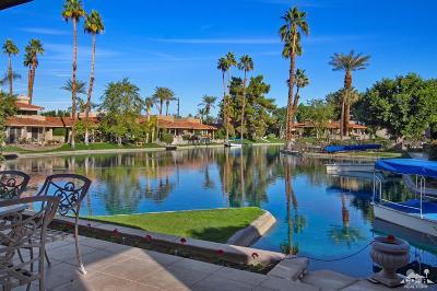 Rancho Mirage Condo/Townhouse For Sale: 14 Lake Shore Drive