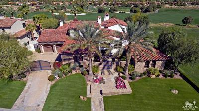 La Quinta CA Single Family Home For Sale: $2,695,000