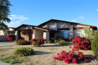 Indio Single Family Home For Sale: 81570 Santa Inez Avenue