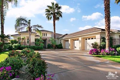 La Quinta Single Family Home For Sale: 81675 Tiburon Drive