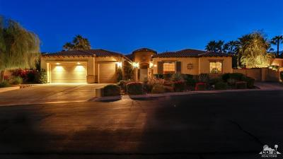 Indio Single Family Home For Sale: 81109 Soaring Hawk Court