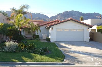 La Quinta Single Family Home Sold: 54145 Avenida Martinez