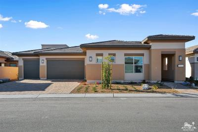 Indio Single Family Home For Sale: 51315 Clubhouse (Lot 4004) Drive