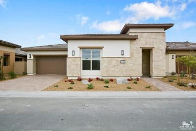 Indio Single Family Home For Sale: 51295 Clubhouse (Lot 4005) Drive