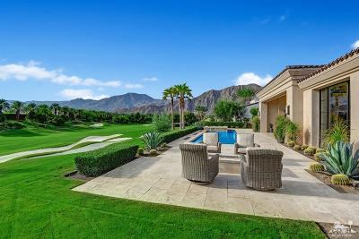 La Quinta Single Family Home Sold: 80205 Via Capri