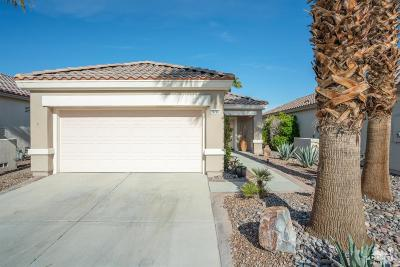 Palm Desert Single Family Home Sold: 78706 Rockwell Circle
