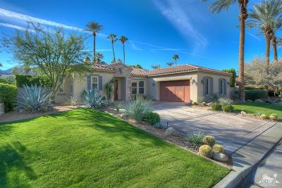 Indian Wells Single Family Home For Sale: 76251 Via Montelena