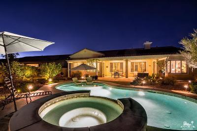 Sun City Shadow Hills Single Family Home Contingent: 81545 Avenida Estuco