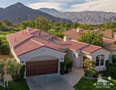 La Quinta CA Single Family Home For Sale: $839,000