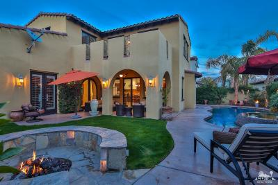 La Quinta CA Single Family Home For Sale: $749,000
