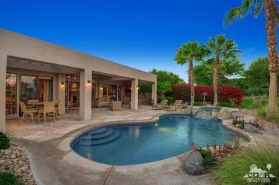 Rancho Mirage Single Family Home Sold: 18 Via Haciendas