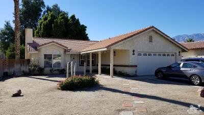 Cathedral City Single Family Home For Sale: 68855 Tortuga Road