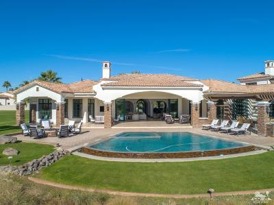 La Quinta CA Single Family Home For Sale: $2,995,000