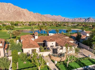 La Quinta CA Single Family Home For Sale: $3,195,000