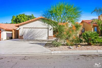 La Quinta Cove Single Family Home For Sale: 53870 Avenida Cortez
