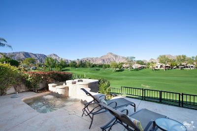 La Quinta Single Family Home Sold: 78664 Cabrillo Way