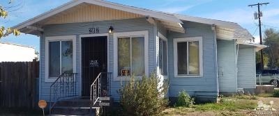 Blythe Single Family Home For Sale: 282 N 3rd Street