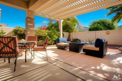 Sun City Shadow Hills Single Family Home Contingent: 81917 Avenida Las Ramblas