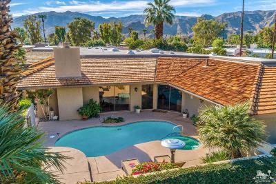 Rancho Mirage Single Family Home For Sale: 1 Wesleyan Court