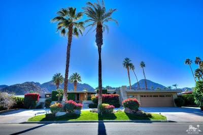 Indian Wells Single Family Home For Sale: 76319 Fairway Drive