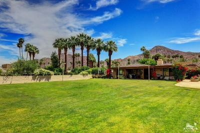 Indian Wells Single Family Home For Sale: 45570 Desierto Drive
