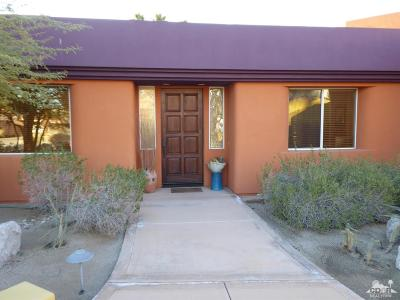 Silver Spur Ranch Single Family Home Contingent: 73605 Buckboard Trail