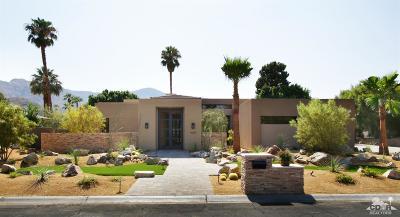 Rancho Mirage Single Family Home For Sale: 40555 E Thunderbird Terrace