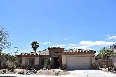 Single Family Home For Sale: 74177 Kokopelli Circle