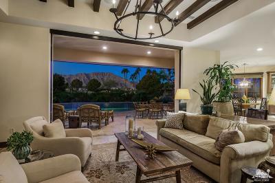 Single Family Home For Sale: 53323 Via Dona