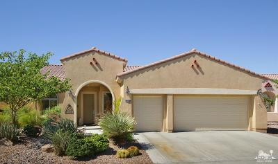 Indio Single Family Home For Sale: 40199 Calle Loma Entrada