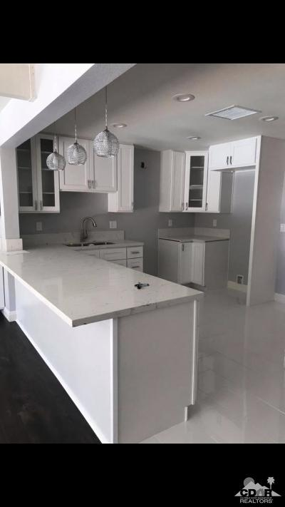Palm Desert Single Family Home Contingent: 77635 California Drive