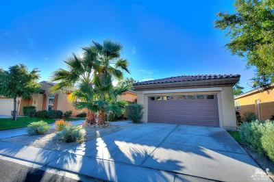 Indio Single Family Home Contingent: 49839 Pacino Street