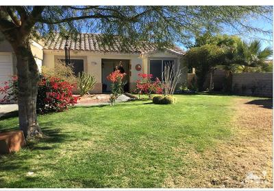 Indio Single Family Home For Sale: 81709 Jennifer Court