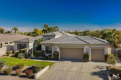 Indio Single Family Home Contingent: 48844 Meandering Cloud Street