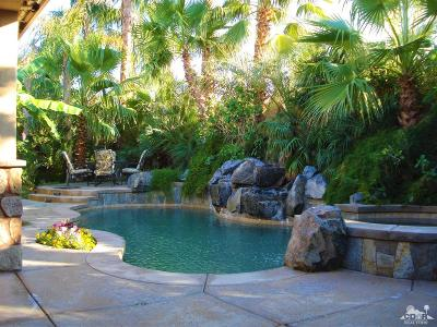 Indio Single Family Home Contingent: 80199 Golden Gate Drive