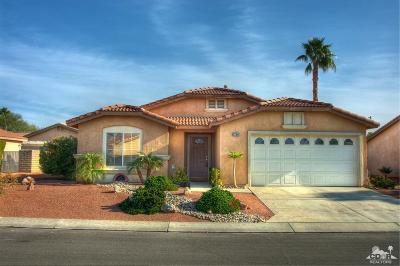 Indio Single Family Home Contingent: 82504 Lincoln Drive